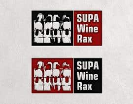 Nro 1 kilpailuun Supa Wine Rax Logo käyttäjältä andryod