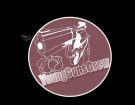 Nro 2 kilpailuun TATTOO Logo Crew Restyling käyttäjältä devalloire