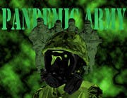 Graphic Design Konkurrenceindlæg #4 for Logo Design for Pandemic Army