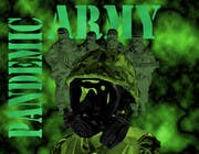 Graphic Design Konkurrenceindlæg #5 for Logo Design for Pandemic Army