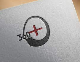 Nro 124 kilpailuun Design a logo / 360 Plus käyttäjältä shamigraphics