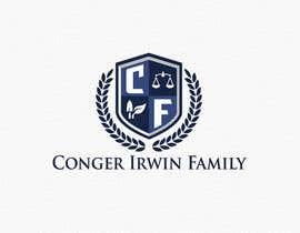 MagicVector tarafından Conger Irwin Family Crest için no 33