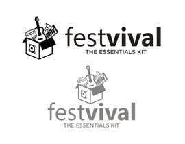 "#26 for Design a Logo for A ""Festival Survival Kit"" af efrali"