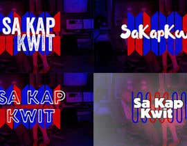 "markmpd tarafından DESIGN A LOGO FOR A TV TALK SHOW CALLED "" SA KAP KWIT "" için no 52"