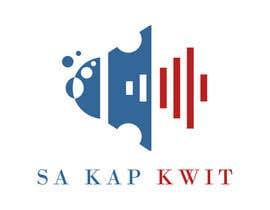 """AlYasa tarafından DESIGN A LOGO FOR A TV TALK SHOW CALLED """" SA KAP KWIT """" için no 5"""