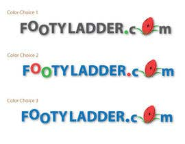 #26 untuk Logo design for sports website footyladder.com oleh himanshu432
