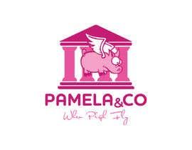 #12 for Design a Logo for Pamela & Company af Vanai