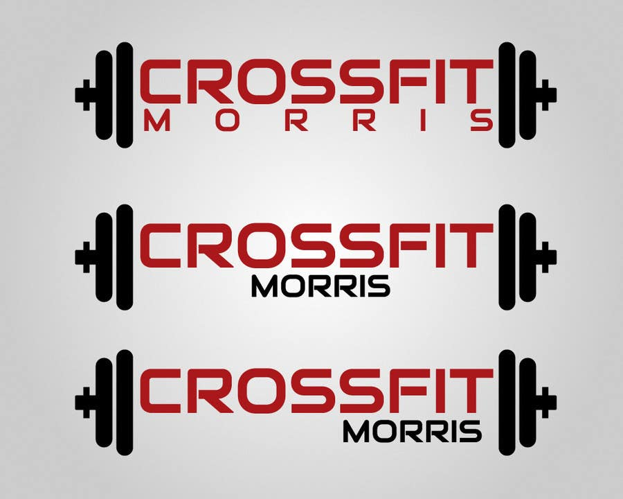 #65 for Need a Logo for CrossFit Morris by thimsbell