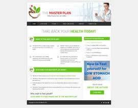 Nro 14 kilpailuun Design a Website Mockup käyttäjältä omwebdeveloper