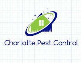Nro 3 kilpailuun Charlotte Pest Control Logo for Bulwark Exterminating käyttäjältä manishpansare123