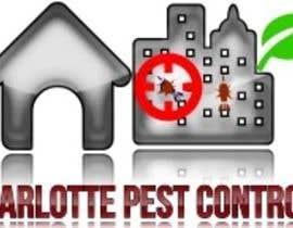 Nro 11 kilpailuun Charlotte Pest Control Logo for Bulwark Exterminating käyttäjältä manishpansare123