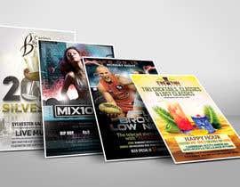Nro 10 kilpailuun Design a Flyer käyttäjältä MooN5729