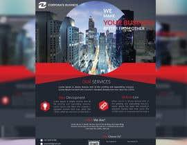 Nro 5 kilpailuun Design a Flyer käyttäjältä AhamedAntur