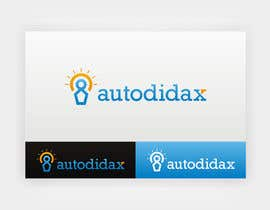 #243 for Logo Design for autodidaX - be creative ;) af novita007