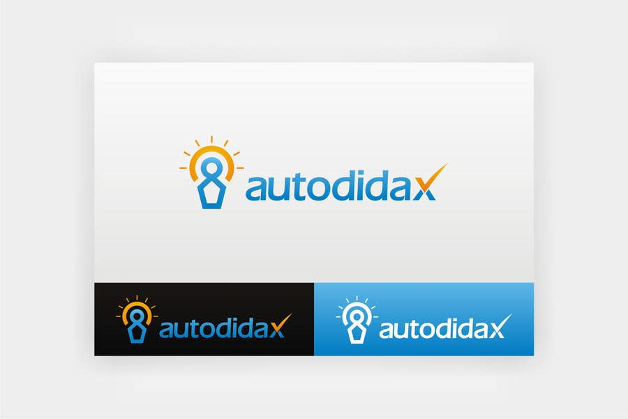 Конкурсная заявка №245 для Logo Design for autodidaX - be creative ;)