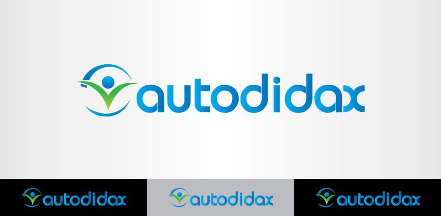 Конкурсная заявка №153 для Logo Design for autodidaX - be creative ;)