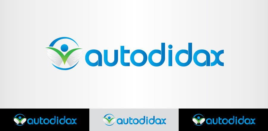 Конкурсная заявка №285 для Logo Design for autodidaX - be creative ;)