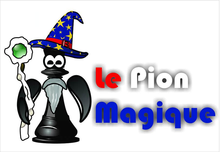 #35 for Le Pion Magique by workcare
