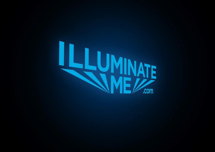 Inscrição nº                                         45                                      do Concurso para                                         Logo Design for IlluminateMe.com - A Crowdsourced News Site