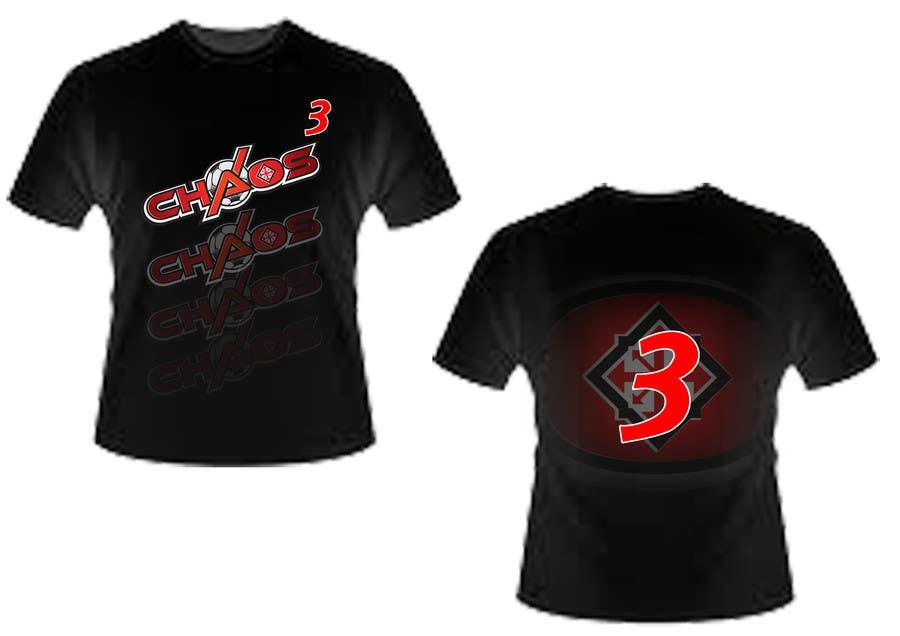 Penyertaan Peraduan #                                        12                                      untuk                                         Design a T-Shirt for our Youth Soccer Club