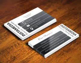 #62 para Business Card Design for Creative Event company por pointlesspixels
