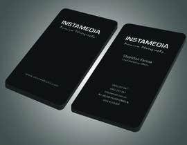 Nro 73 kilpailuun Business Card Design for Creative Event company käyttäjältä Habib919000
