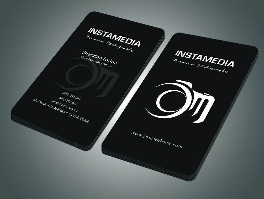Inscrição nº 74 do Concurso para Business Card Design for Creative Event company
