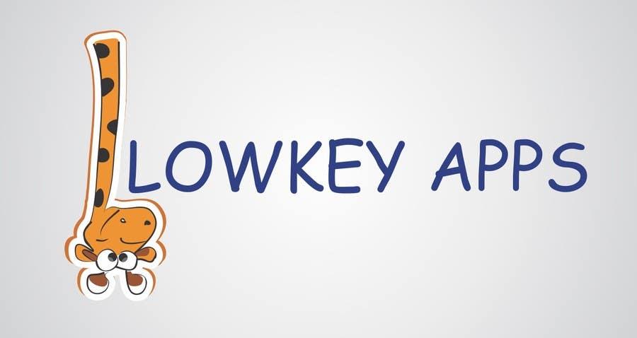 Kilpailutyö #45 kilpailussa Design a Logo for LowKey Apps