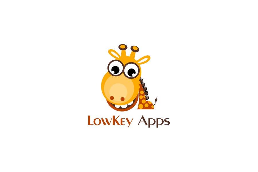 Kilpailutyö #58 kilpailussa Design a Logo for LowKey Apps