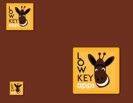 #65 para Design a Logo for LowKey Apps por stamarazvan007