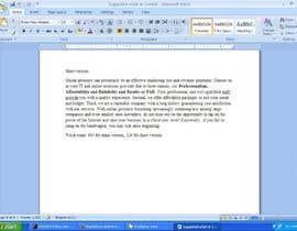 aaronlowcy tarafından Expository content writing for a presentation için no 2