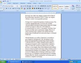 Nro 10 kilpailuun Expository content writing for a presentation käyttäjältä aaronlowcy