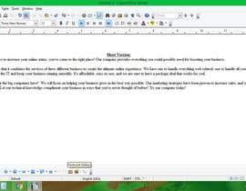 Nro 3 kilpailuun Expository content writing for a presentation käyttäjältä ErynnC89