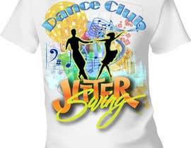 #39 cho Graphic Design for JitterSwing Dance Club bởi fabrirebo
