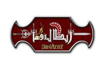 Proposition n° 54 du concours Graphic Design pour Logo Design for Online RTS Game Logo ( Logo will be Arabic )