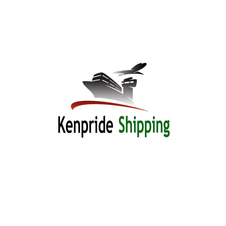 Kilpailutyö #47 kilpailussa Creative Logo needed for shipping company