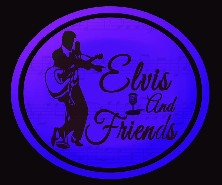 Penyertaan Peraduan #12 untuk ELVIS AND FRIENDS