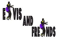 Graphic Design Entri Peraduan #13 for ELVIS AND FRIENDS