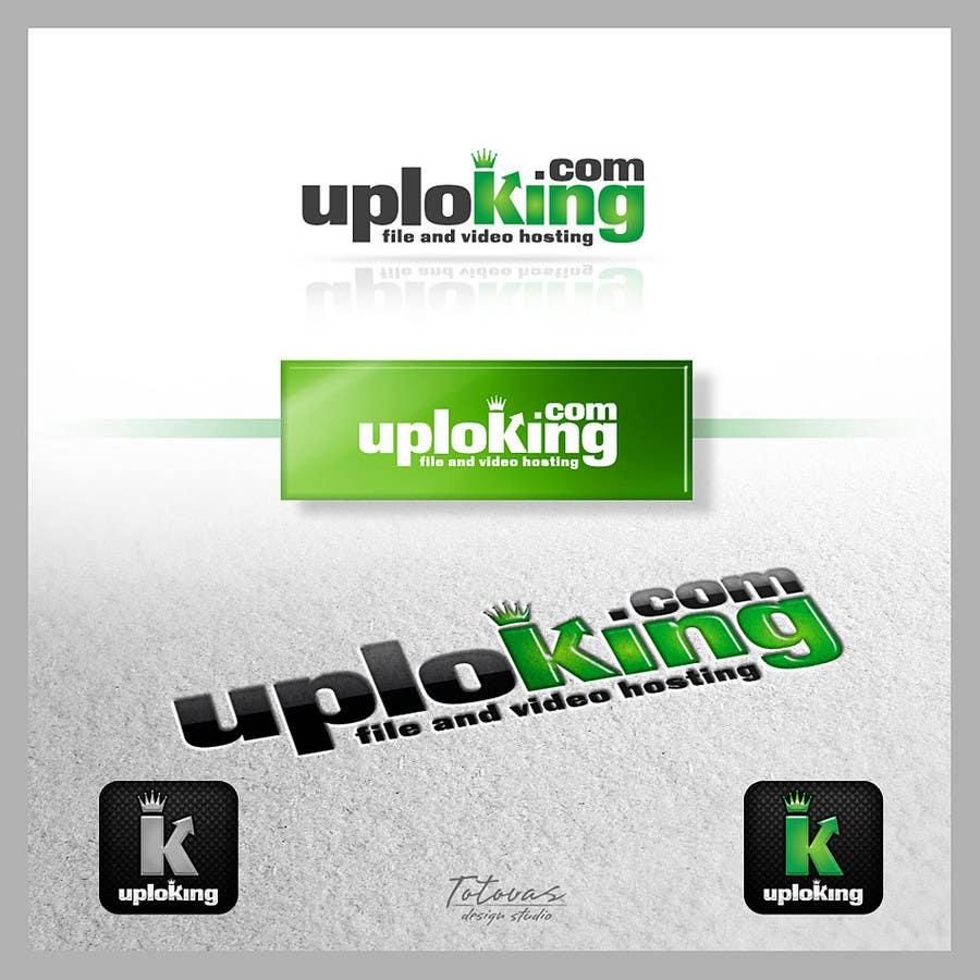 Конкурсная заявка №57 для Logo Design for Uploking.com