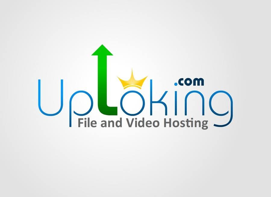 Конкурсная заявка №29 для Logo Design for Uploking.com