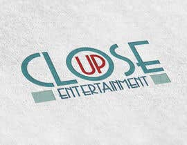 Nro 22 kilpailuun Develop a Corporate Identity for Close Up Entertainment käyttäjältä vladspataroiu