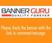 Entry # 8 for Design in Flash for Banner Advertisements by
