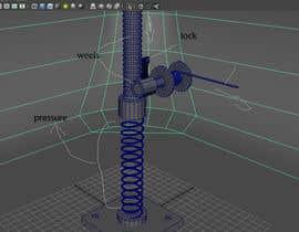 harishgokul tarafından Engineer design a 3D model machine için no 21