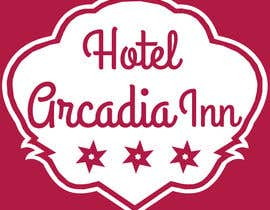 #9 for Design a Logo for hotel Arcadia Inn af weaarthebest
