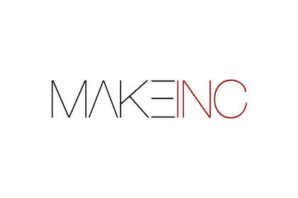 #76 for Design a Logo for Makeinc by vladspataroiu