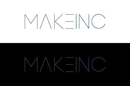 #86 for Design a Logo for Makeinc by vladspataroiu