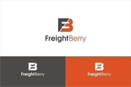 MAGraphics786 tarafından Design a logo for FreightBerry - An Online Rate and quote system for logistics için no 32