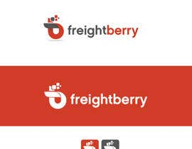 sankalpit tarafından Design a logo for FreightBerry - An Online Rate and quote system for logistics için no 31