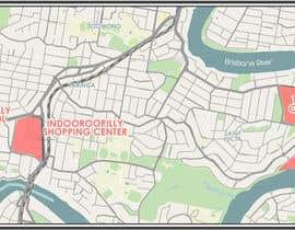 denysmuzia tarafından Illustrate Aerial Map için no 3