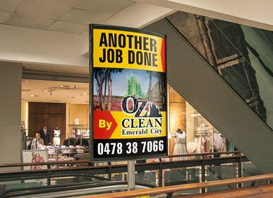 Press1982 tarafından Signage design required for cleaning business için no 1